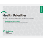 Reference guide – Health Priorities